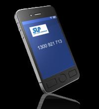 Phone SLP on 1300 921 713